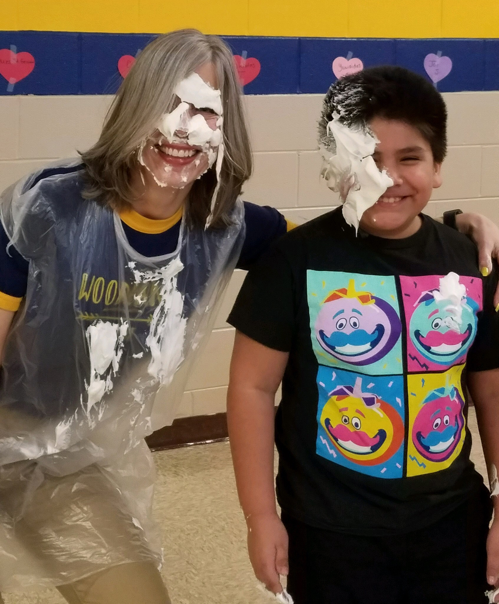 Woodland Raises over $2,350 for the American Heart Association
