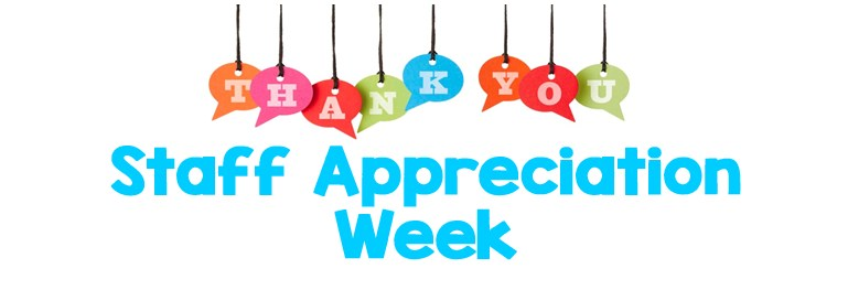 Staff Appreciation Week | Joliet School District 86
